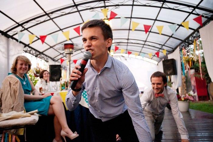 Ведущий на свадьбу Стас Сырский