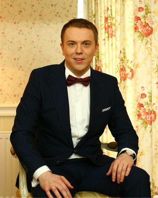 Ведущий на свадьбу Андрей Грачев