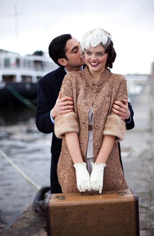 пальто из каракуля для невесты