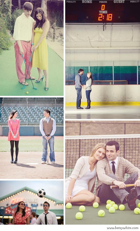 Спортивная помолвка