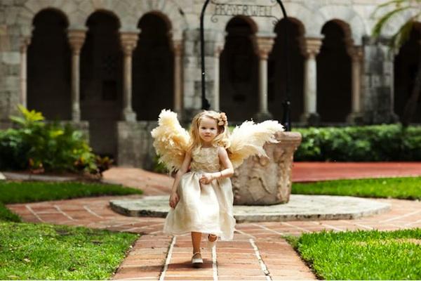 Свадебный ангелок