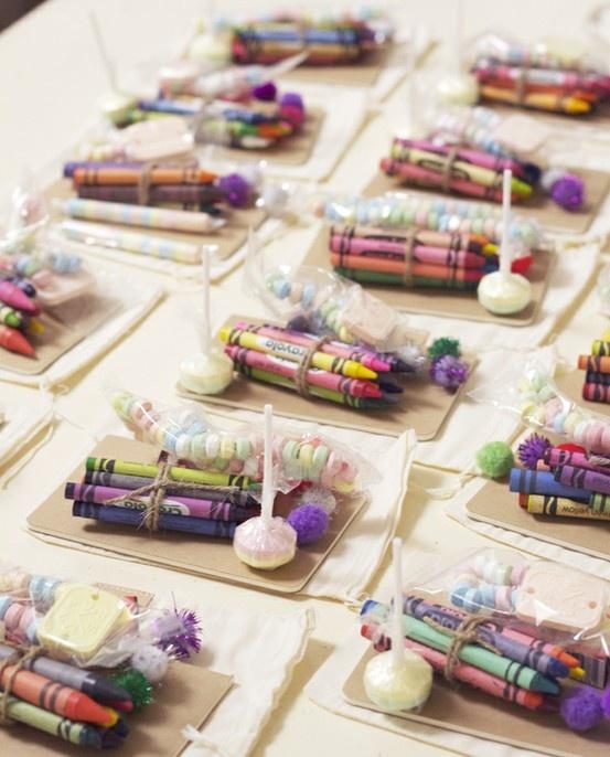 Подарки для детей на свадьбе