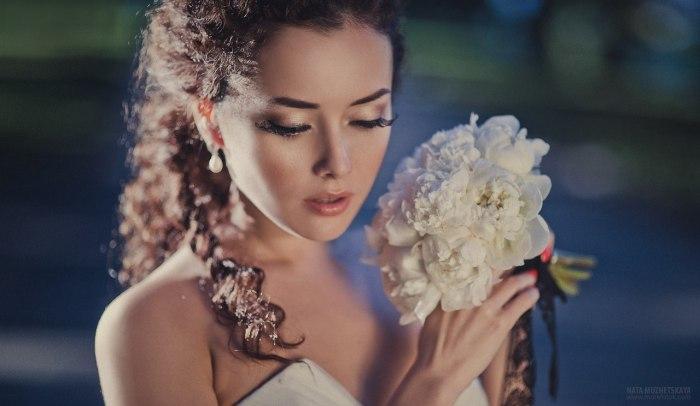 Создание свадебного образа невесты