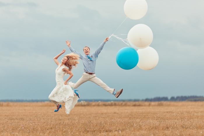 Настроение после свадьбы