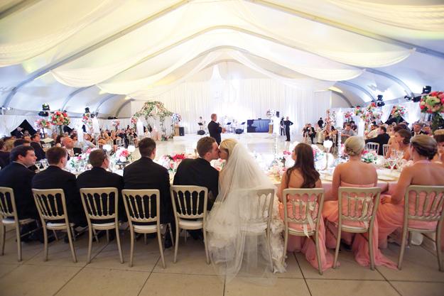 Правила поведения гостей на свадьбе