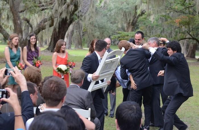 Как не вести себя на свадьбе