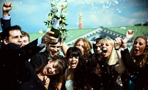 Хорошие манеры на свадьбе