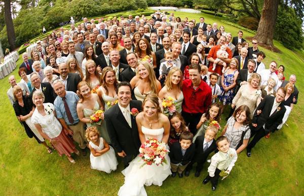 Правила поведения на свадьбе
