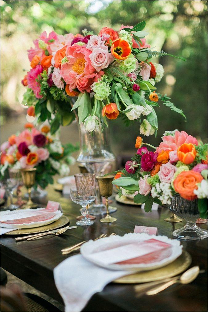 Красивая свадебная флористика