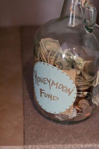 Пожертвования на медовый месяц