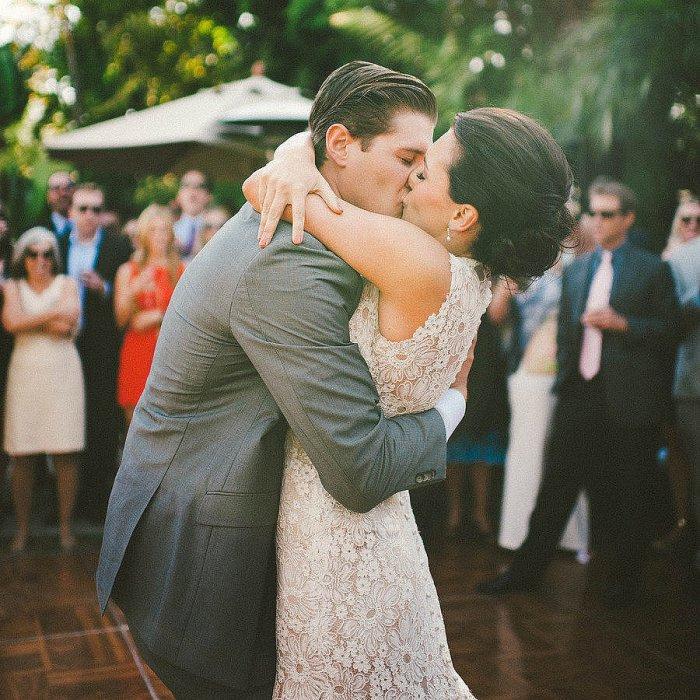 Поведение молодожен в день свадьбы