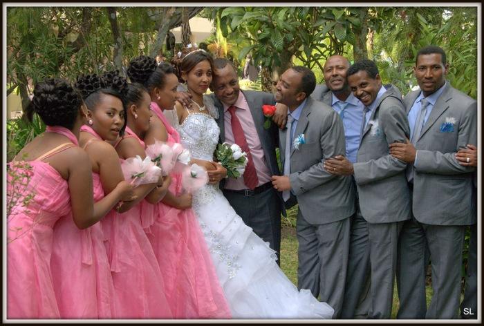 Эфиопская свадьба