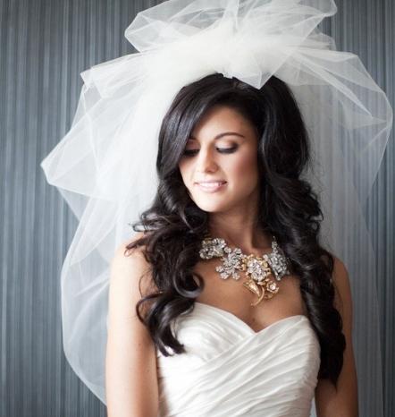 Как выбрать прическу на свадьбу
