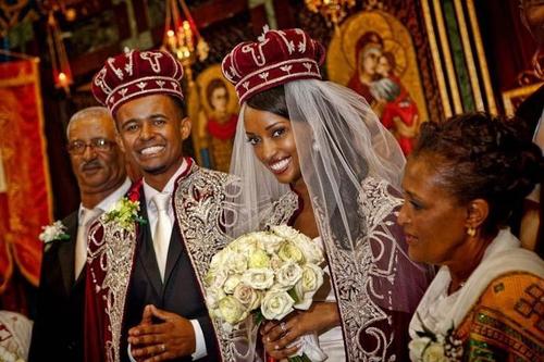 Венчание в Эфиопии
