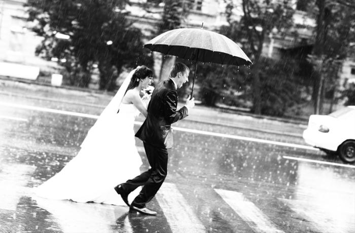 Свадьба в грозу