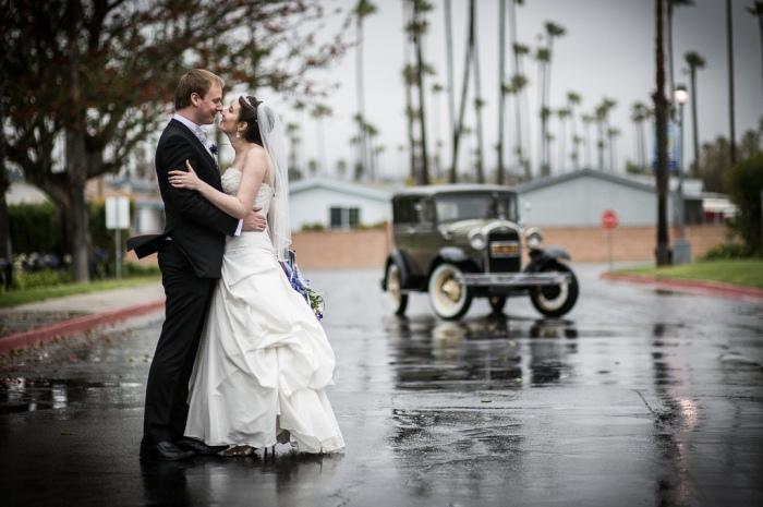 Свадьба в ненастье