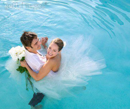 Освежитесь на свадьбе
