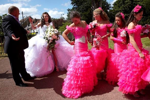Цыганские подружки невесты