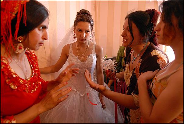 Свадебные традиции цыган