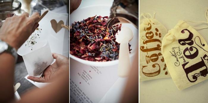 Рецепты чая на свадьбу
