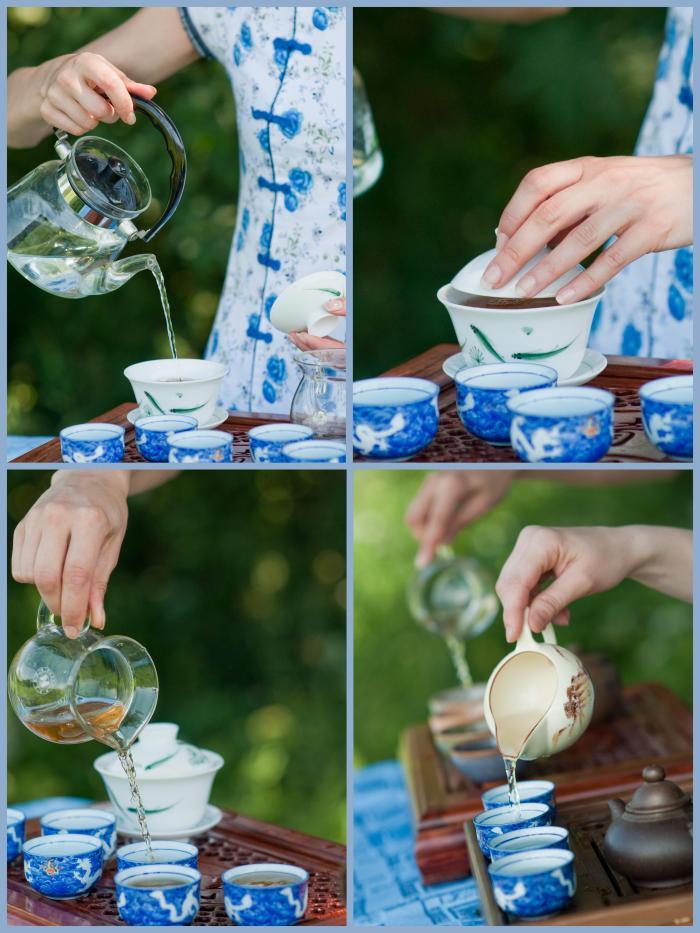 Китайский чай на свадьбу