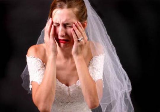 Как не заболеть перед свадьбой