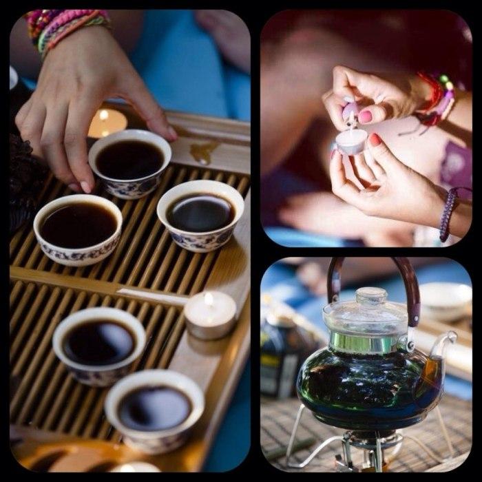 Чайная церемония на свадьбе