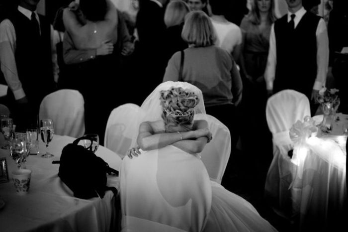 Не болейте на свадьбе