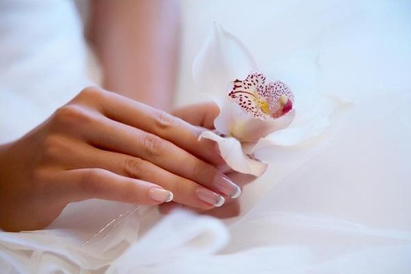 Маникюр и педикюр на свадьбу