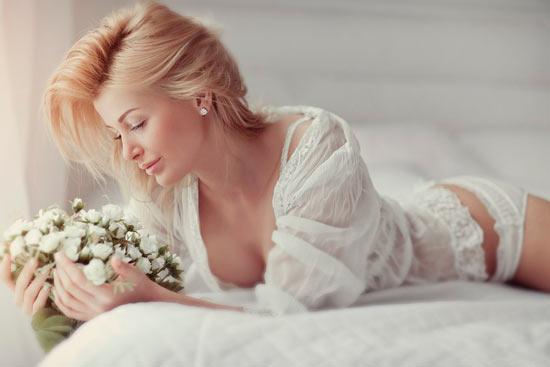 Процедуры для красоты невесты
