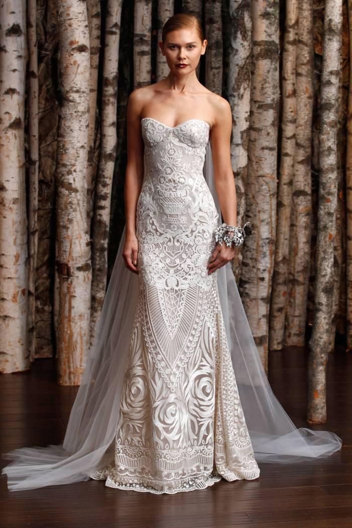 Тренды свадебной моды 2015