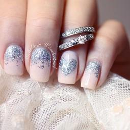 Какое покрытие ногтей выбрать на свадьбу