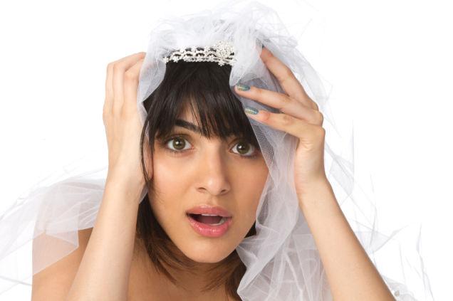 Проблемы на свадьбе