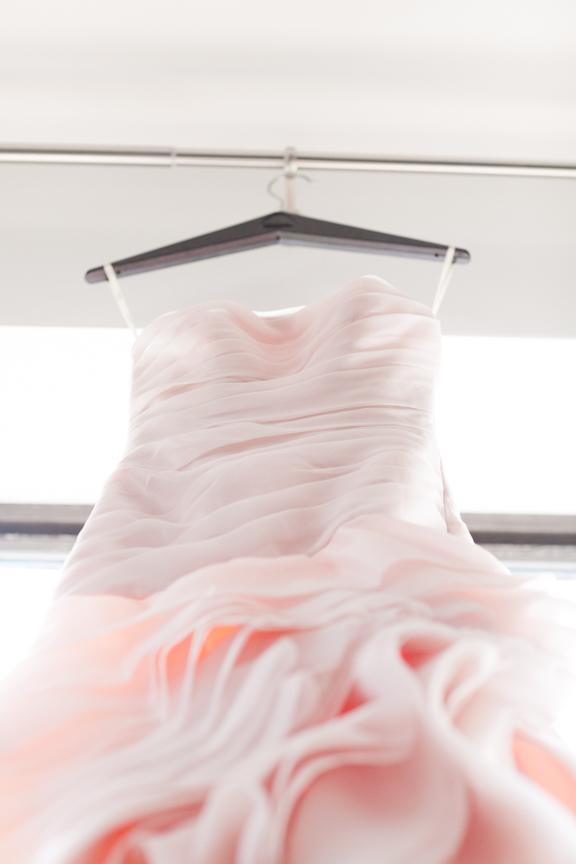 Свадебное платье Веры Вонг