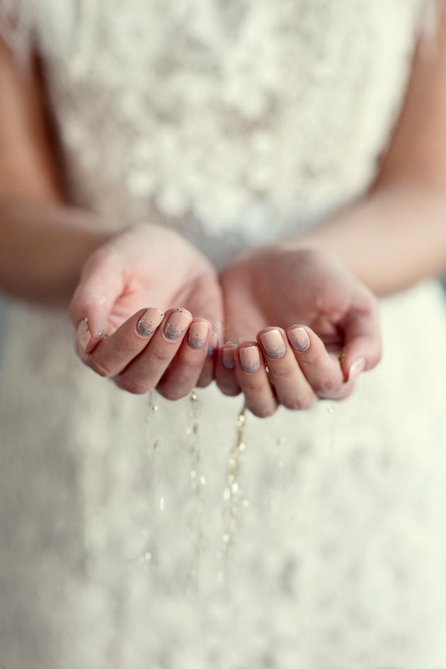 Свадебный маникюр — важная деталь для