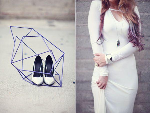 Геометрическая свадьба