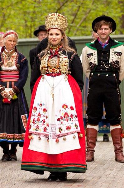 Норвежская невеста