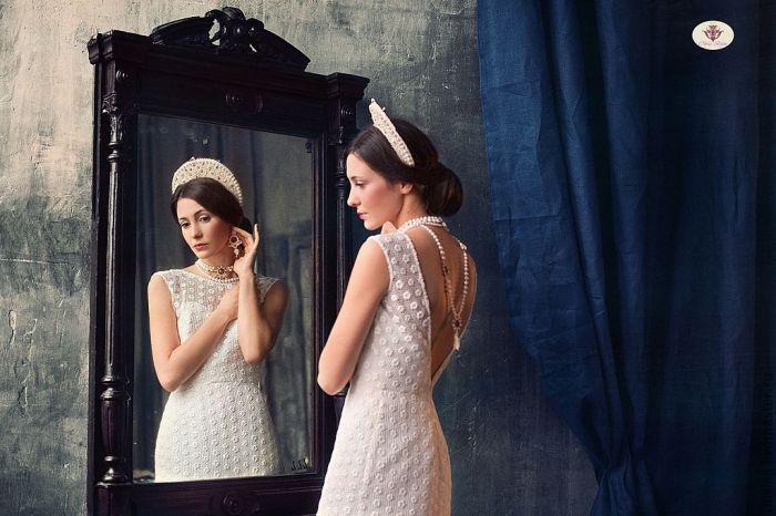 Головной убор невесты