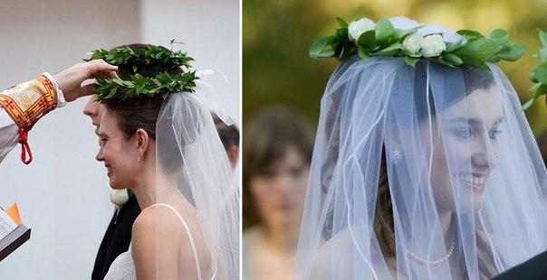 Венок невесты из мирта