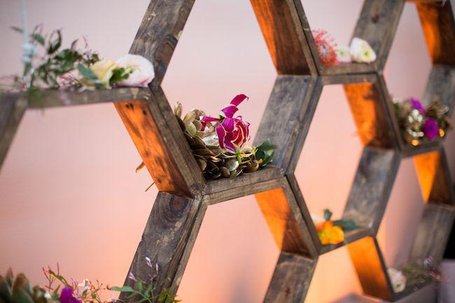 Оформление медовой свадьбы