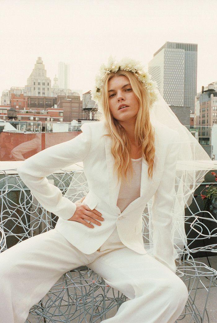 Невеста в костме