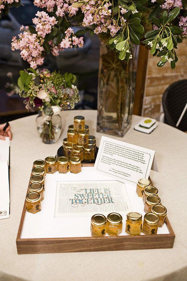 Свадьба в пчелином стиле
