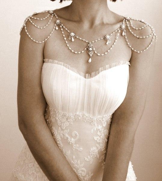 Бижутерия на свадьбу