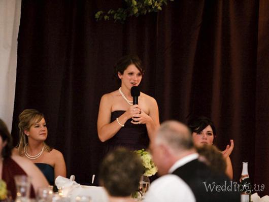 Как сказать свадебный тост