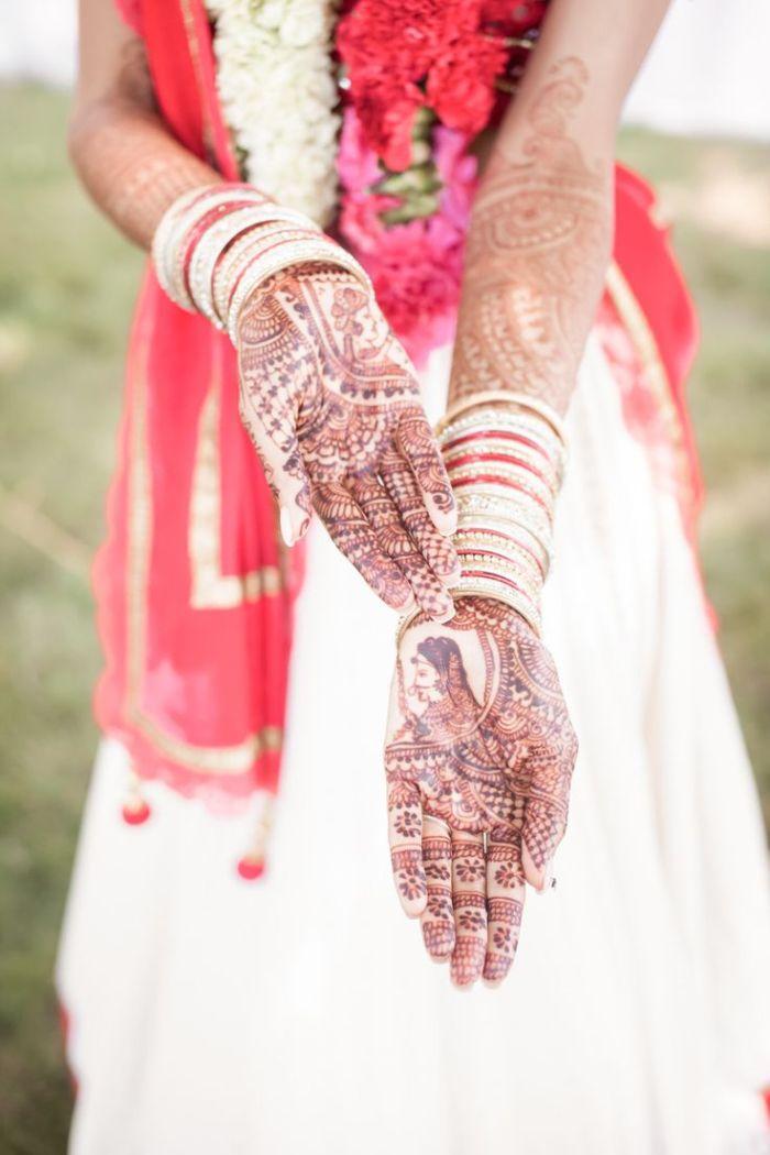 Свадебный менди