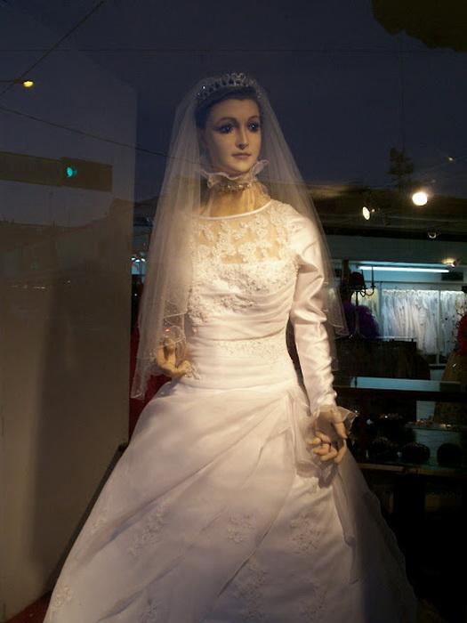 Pascualita труп невесты манекен
