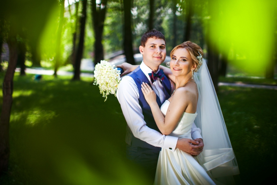 Свадьба Ивана иВиолетты