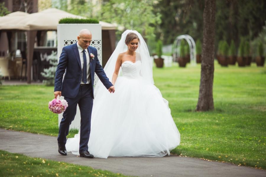 Свадьба Ирины иВиталия