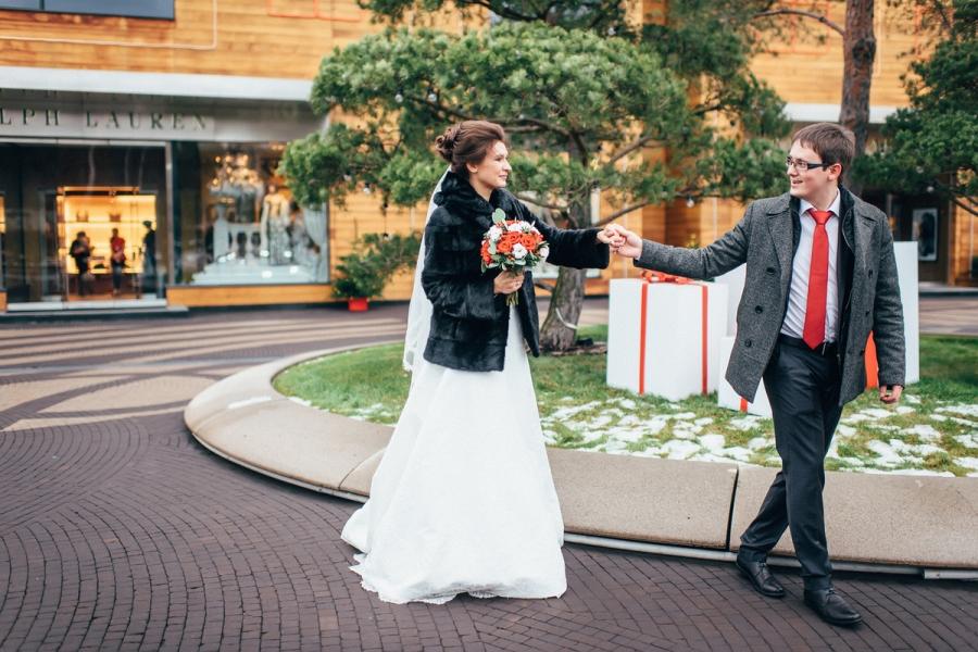 Свадьба Андрея иНаташи